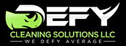 Defy Cleaning Logo